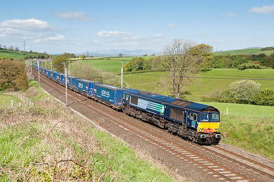 66418 4S43 0612 Daventry-Grangemouth Tesco Express