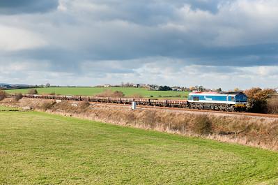 6Z28 1200 Minehead-Westwabury