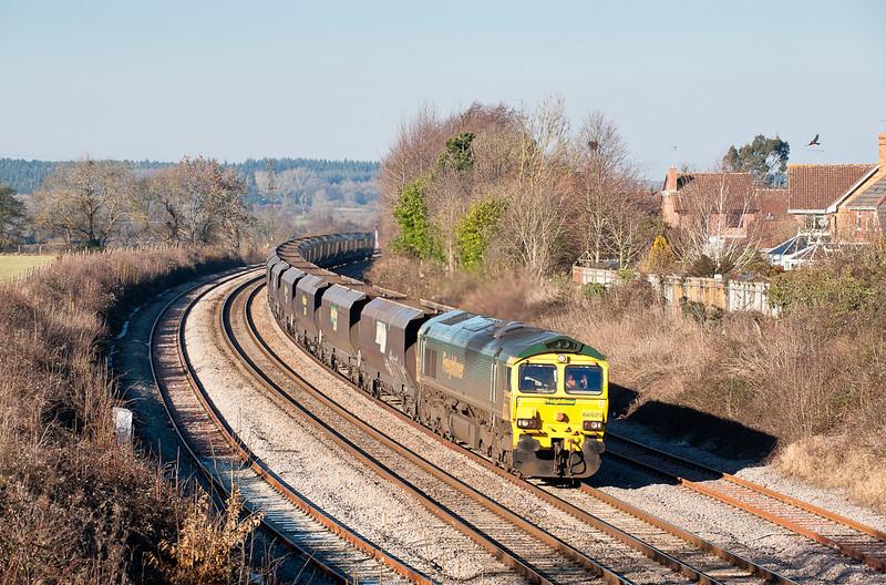 66525 4V06  MX-Q 08:53 Rugeley p.s.-Stoke Gifford