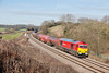60011 on 6B13 05:05 Robeston-Westerleigh pass Huntigford