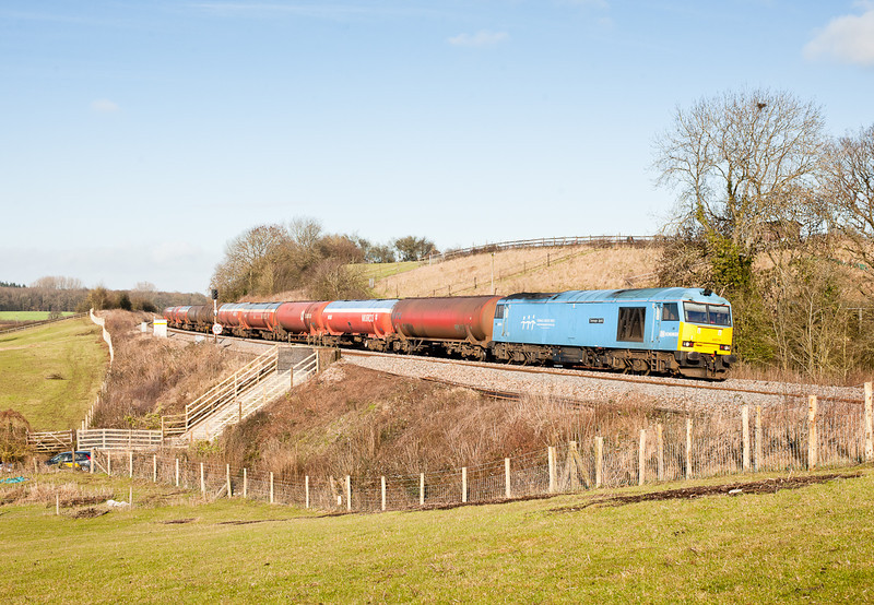 60074 on 6B13 05:05 Robeston-Westerleigh pass Huntingford