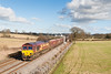 66132 4D10  12:20 Didcot p.s.-Avonmouth pass Acton turville