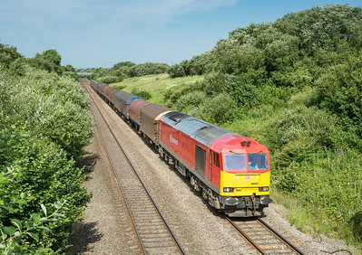010714  66020  grinds up Stormy bank with 6M86  09:23 Margam-Dee Marsh