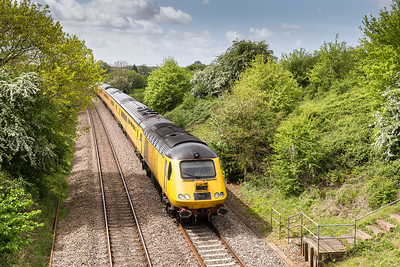 090514  A few minutes after the fred and just before lights out........NMT on 0555 OOC to Derby (via Margam)