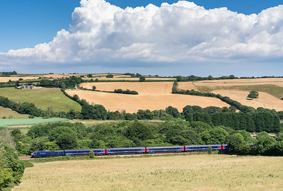 1A44 1400 Penzance to London Paddington