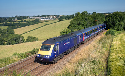 1A16 0741 Penzance to London Paddington