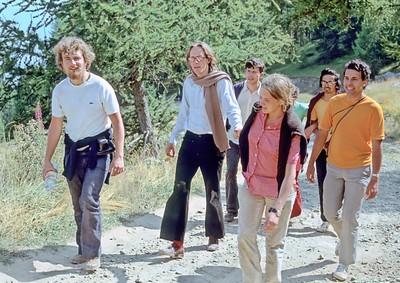 Au dessus d'Embrun - 1972