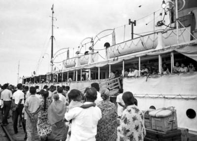 Ferry to Sri Lanka