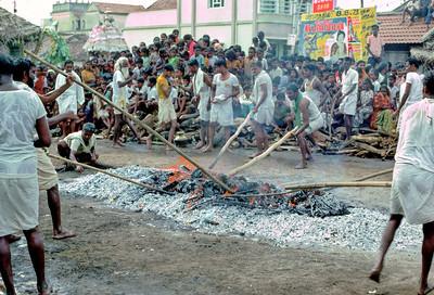 Mariamman festival