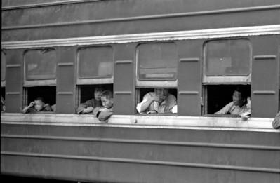 Train, China 1974