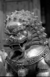 Forbidden Palace, Beijing 1974