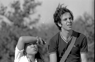 Thu Thuy and Ben, Beijing 1974