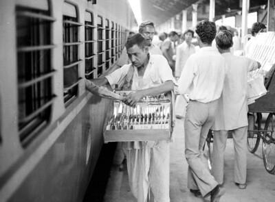 Train seller