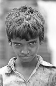 A deep look - India, 1974