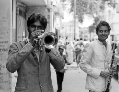 The musician - Jaipur India, 1974