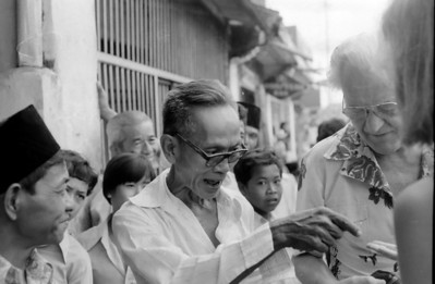 Bargaining in Bogor - Indonesia 1979
