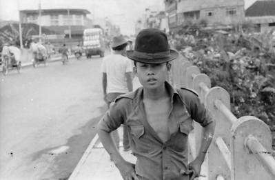 The kid - East Java - Indonesia 1979