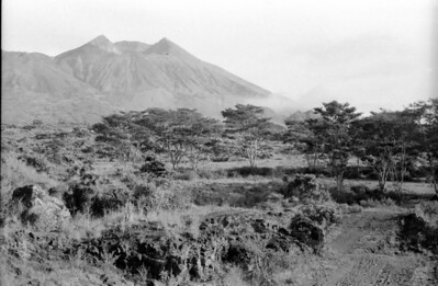 Batur lake - This a very mysterious lake - Bali , Indonesia 1979