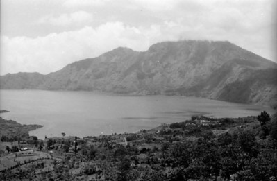 Batur lake - Bali , Indonesia 1979