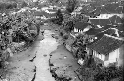 Kampung - East Java - Indonesia 1979