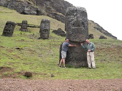 Easter Island 2004