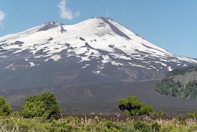 Volcano Llaima