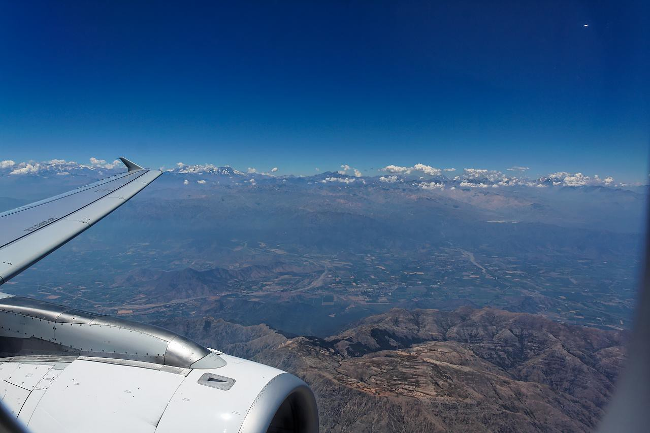 The Andes
