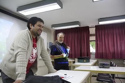 Cristobal and Kurt