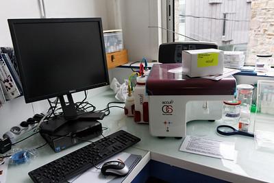 Accuri C6 - Station Biologique de Roscoff - Jan 2012