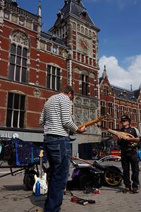 Amsterdam Central - Amsterdam mai 2013