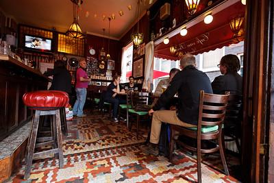 Café Van Beeren - Amsterdam mai 2013