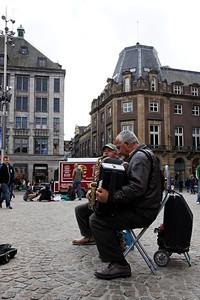 Dam square - Amsterdam mai 2013