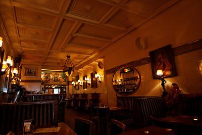 Brasserie Schiller  - Amsterdam mai 2013