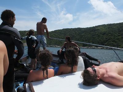 Diving trip - Hugo