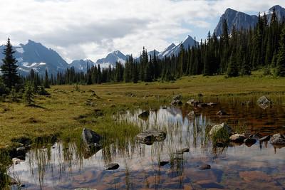 Surprise Point - Jasper National Park, Canada