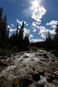 Skyline trail - Jasper National Park, Canada