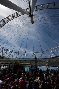 The London Eye - London - May 2013