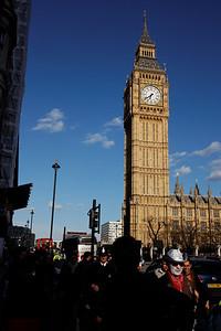 London - May 2013