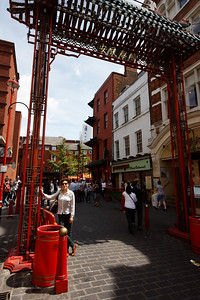 Chinatown - London June 2013