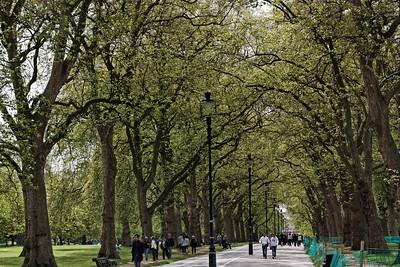 Hyde Park - London - May 2013