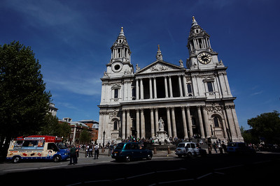 Saint Paul Cathedral - London - May 2013