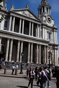 Saint Paul Cathedral - London - May 2013
