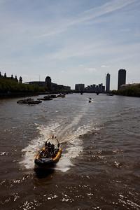The Thames - London - May 2013