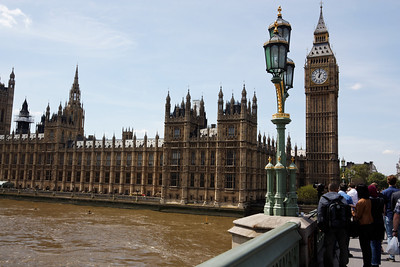 The Parlement - London - May 2013