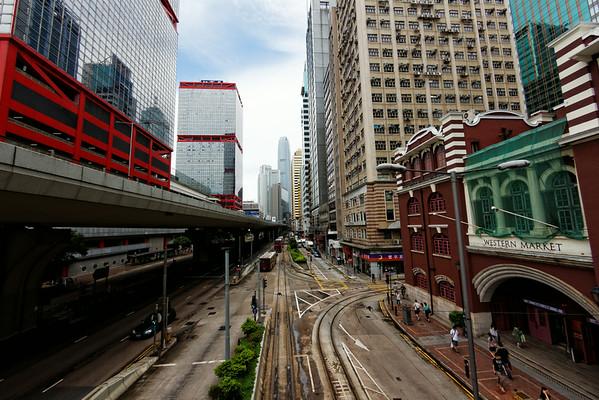Hong Kong - July 2014