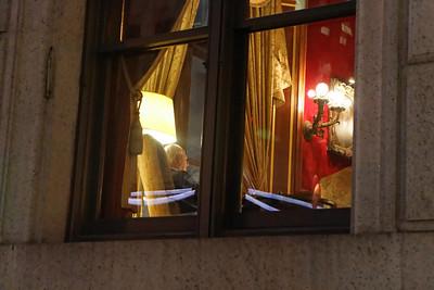 Being closed windows - Harvard Club