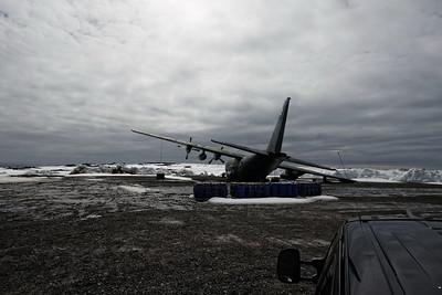 A brazilian Hercules that made a rough landing