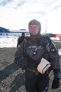 Diving test