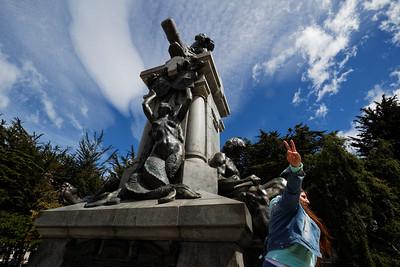 Monument to Magellan