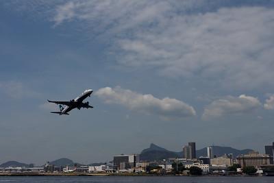 Santos Dumont airport, Rio